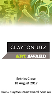 Clayton Utz Art Award