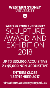 Western Sydney University Sculpture Award and Exhibition