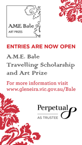 A.M.E. Bale Travelling Scholarship and Art Prize