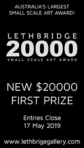 Lethbridge 20,000 Small Scale Art Award